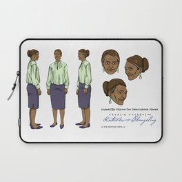 Darshanna Penna Character Design II Laptop Sleeve