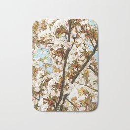 Bloomin Blossom Bath Mat