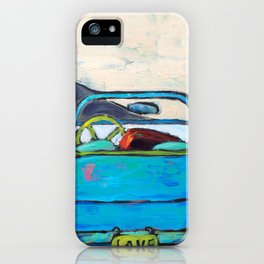 Adventurous iPhone Case