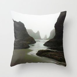 Isles Throw Pillow