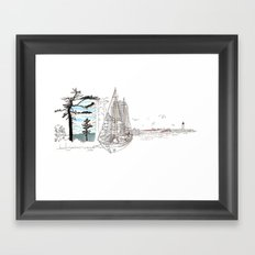 'CANADA' PART 10 OF 10* Framed Art Print