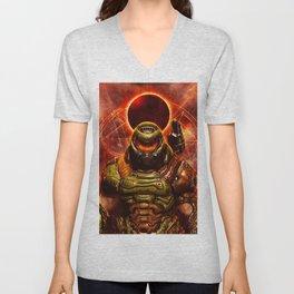Doom eternal Unisex V-Neck