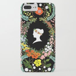 Language of Flowers  iPhone Case