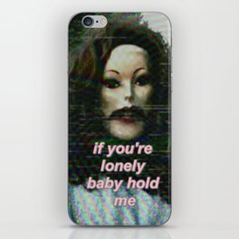 Shaye (Saint John) iPhone Skin