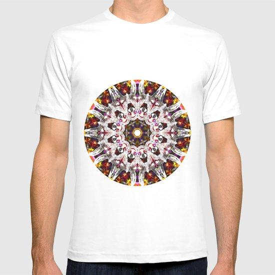 Donkey Flower Kaleidoscope  T-shirt