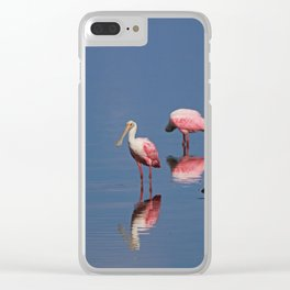 Just Give Me a Reason Clear iPhone Case