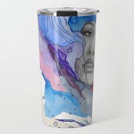 """Lotte"" by carographic Travel Mug"