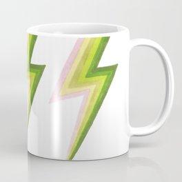 Lightning Bolts - Citrus Coffee Mug