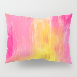 Abstract Gradient Pillow Sham