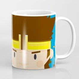 Cute Sun Wukong The Monkey King Pattern Coffee Mug