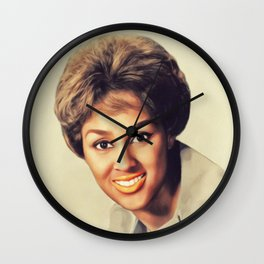 Darlene Love, Music Legend Wall Clock