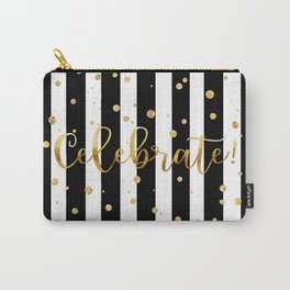 Celebrate Party Art Carry-All Pouch
