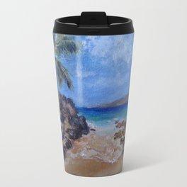 Secret Beach Travel Mug