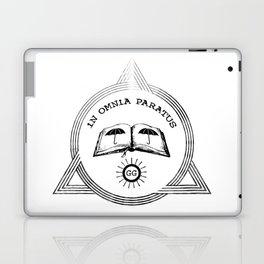In omnia paratus Laptop & iPad Skin