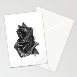 Morphing Bat Stationery Cards