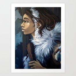 The Walker Art Print