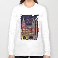 istanbul Long Sleeve T-shirts featuring Istanbul  by Aleksandra Jevtovic
