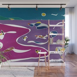 Eco System         by Kay Lipton Wall Mural