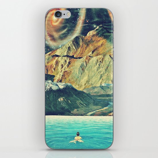 Youniverse. iPhone & iPod Skin