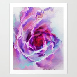 A Rose By Any Name Art Print