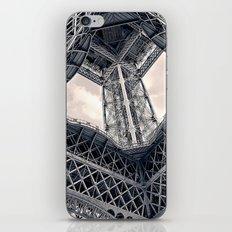 Eiffel Steel iPhone Skin