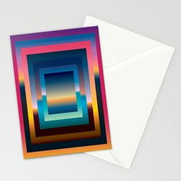 Sunsets • Grouping 01 Stationery Cards