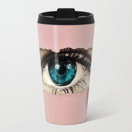 The Eye of the Beholder Travel Mug