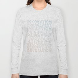 INNOVATION - SYNONYMS Long Sleeve T-shirt