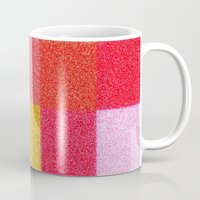 blanket Mugs featuring Blanket by Mr and Mrs Quirynen