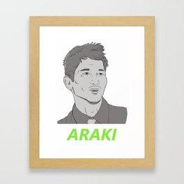 Gregg Araki Framed Art Print