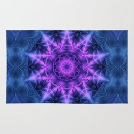 Glow Star Rug