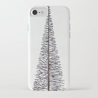 jackalope iPhone & iPod Cases featuring Jackalope by Launchpad Creations
