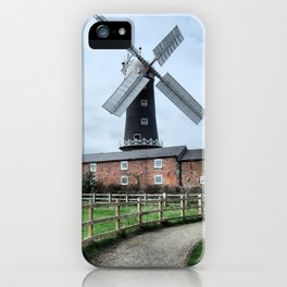 Skidby Windmill iPhone Case