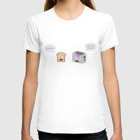 pun T-shirts featuring Toaster Pun by Tom Cronin