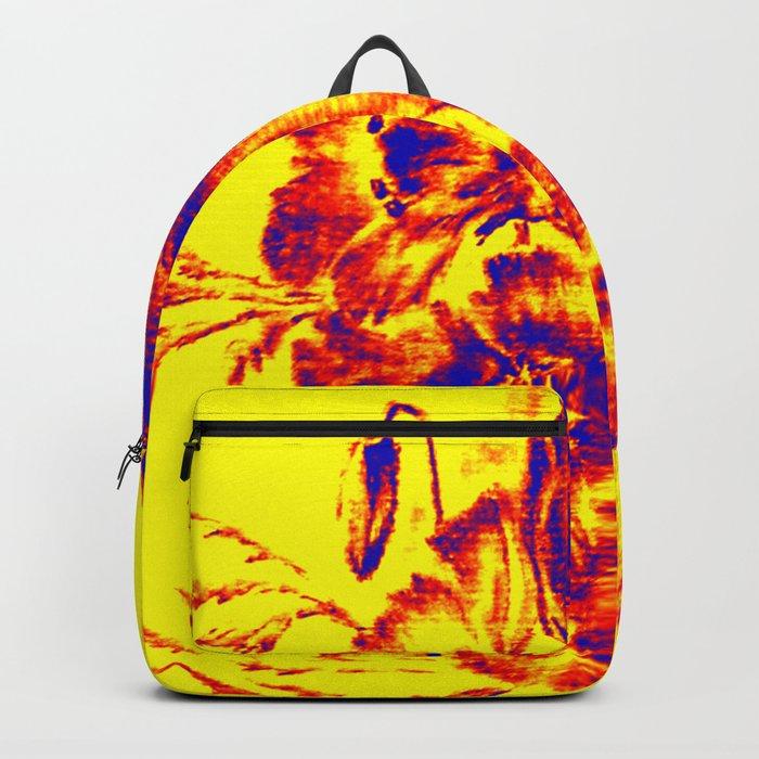 Drop the mask (II) Backpack