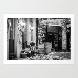 Home Style | Netherlands Architecture #2 | Street Photography Art Print