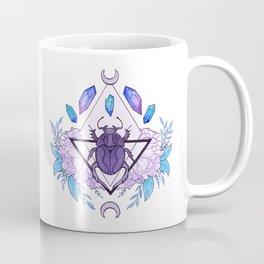 Scarab Queen Coffee Mug