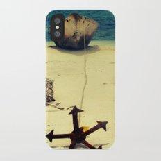 Break the Roots iPhone X Slim Case
