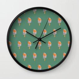 natural flavors Wall Clock