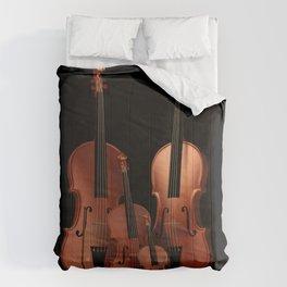 String Instruments Comforters