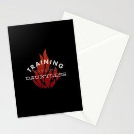 Training: Dauntless Stationery Cards
