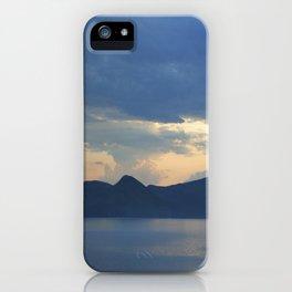 Lake 2 iPhone Case