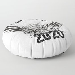 I Survived 2020 Floor Pillow