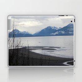 Solitude :: A Lone Kayaker Laptop & iPad Skin
