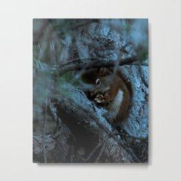 Chippy - Alt Metal Print