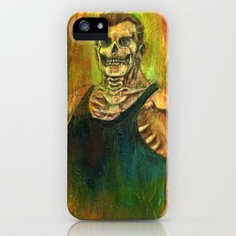 Remnant Of Archibald Colby iPhone Case