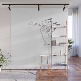 The Devil is a Woman Wall Mural