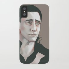 Loki (Tom Hiddleston) Slim Case iPhone X
