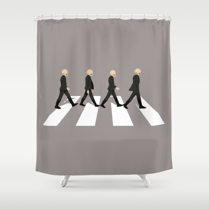 Cantina Road Shower Curtain
