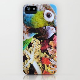 Wastin away again in Margaritaville iPhone Case
